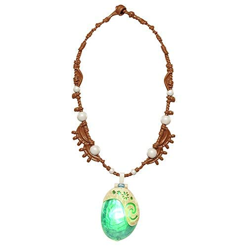 Girl's Moana Magical Seashell Necklace, Gifts for girls