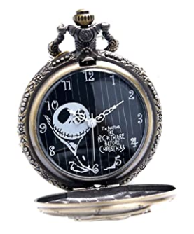 Jewelry Xmas Pocket Watch