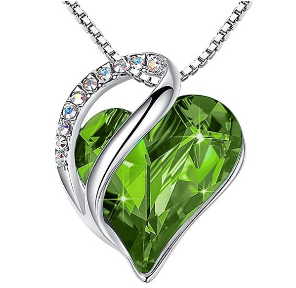 Women Birthstone Necklace